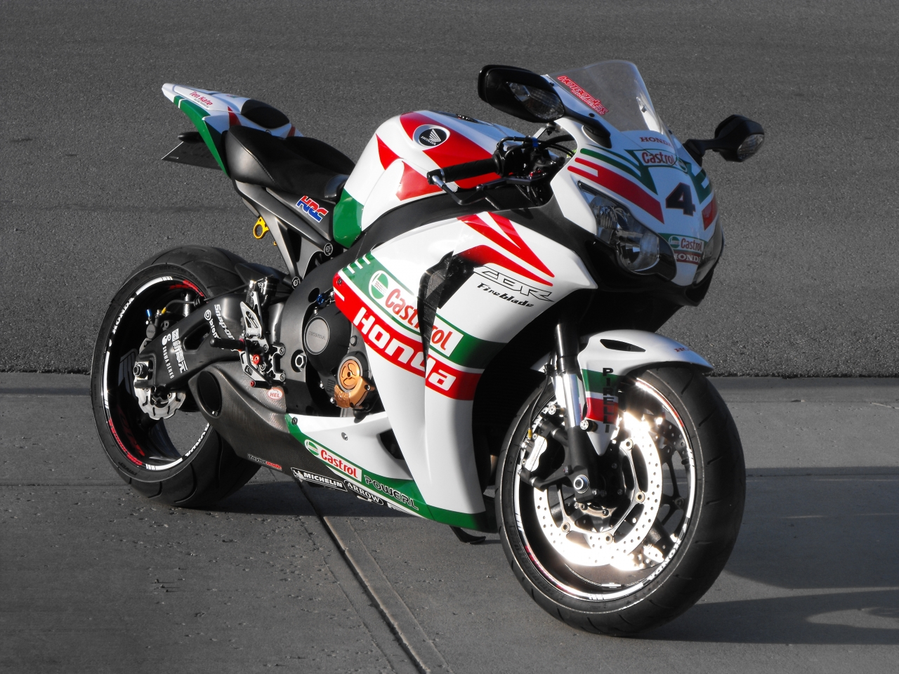 Photo Quot 3099 Quot In The Album Quot Castrol Cbr 1000rr Fireblade