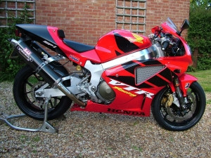 SP1 - Modified by MotoGP Mechanic (Maybe For Sale)